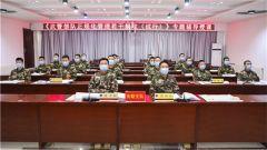武警甘肃总队执勤支队:学习新《规定》提升基层正规化建设水平