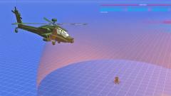 攻防之間!直升機與反直升機地雷的較量