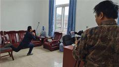 停课不停练!军校创编视频教程 引导学员高效锻炼