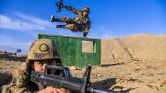 燃!爆!了!陆军第76集团军某旅将评比竞赛贯穿军事训练全过程