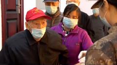 """【打赢疫情防控阻击战】老兵捐款支援战""""疫""""最前线"""
