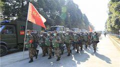 陆军第77集团军某旅开展战备拉动演练 锤炼应急处突能力
