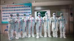"""海军推出全新战""""疫""""舞蹈MV《那道光》"""
