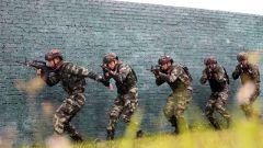 武警钦州支队:春季大练兵 锻造铁拳刀锋