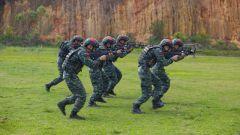 看现场!武警特战队员掀起春季练兵热潮