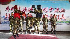 武警甘肃总队执勤支队:小活动练出大本事 从严从难铸就硬拳头