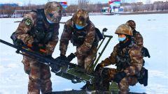 新疆军区某边防团:防疫练兵两不误 聚焦备战谋打赢