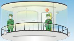 武警渭南支队推出系列执勤防疫漫画
