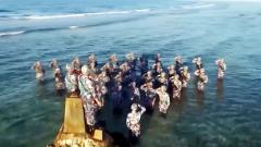 南沙岛礁:32年 誓言依旧响亮