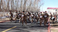 新疆军区某边防团严密组织军考学员苗子选拔考核