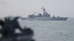 海軍多艘艦艇展開海上多科目實戰化訓練