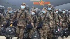 疫情面前 人民解放军全力救治护佑人民