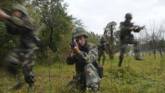 火箭军某部警卫分队着眼实战淬炼战斗力