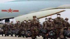 联勤保障部队:为军队支援湖北医疗队提供暖心保障