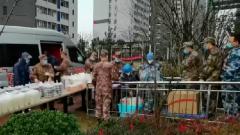 """【打赢疫情防控阻击战】战疫一线的""""硬核""""勤务保障队"""