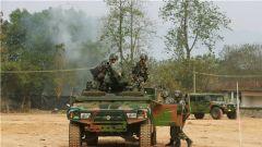 南部戰區陸軍某邊防旅:聚焦實戰精準施訓 戰備演練為打贏