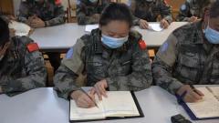 【直通疫情防控一线】火神山医院向我维和部队介绍新冠肺炎救治经验