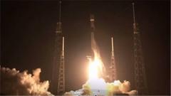 """美""""星链""""计划第六批60颗卫星成功发射"""