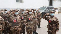 【直通疫情防控一线】 军事医学专家组两名队员火线入党