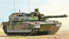 """""""勒克萊爾""""坦克:價格最昂貴的坦克"""