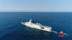 【第一军视】火力攻击、烟雾掩护······海军这场演练战味浓