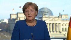 默克尔称德国面临二战以来最大挑战
