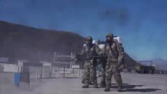 陸軍第82集團軍某旅:防化演練提升應急處置能力