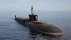 俄军潜艇数量今年年底前将达到约80艘