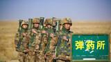 3月21日,陆军第76集团军某旅组织官兵进行某型单兵火箭实弹射击训练,在实兵实弹训练中不断锤炼部队打赢本领。图为官兵请领弹药