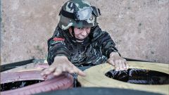 春意濃,練兵忙!武警廣西總隊梧州支隊組織特戰隊員強化訓練