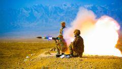 高清大圖丨利劍出鞘 直擊單兵火箭實彈射擊現場