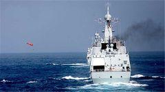 南部战区海军某护卫舰支队让战舰随时保持能打仗状态