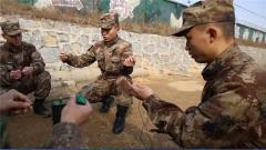 結對幫帶 以考促訓!陸軍第80集團軍某旅新兵專業水平穩步提升