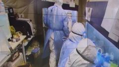 【探访负压帐篷式移动实验室】 多重保障 确保科研人员安全