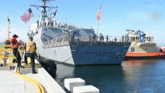 房兵:扰乱南海和平稳定 疫情也挡不住美国关注印太地区
