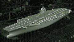 美海軍啟動下一代航母研究 未來或將部署北極?