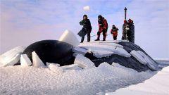 北極爭奪戰!美核潛艇秀破冰上浮 俄反潛機發現美秘密基地