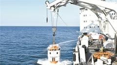 北部战区海军某防救支队海上实战化救援演练检验搜救能力