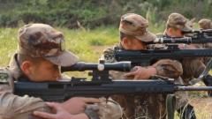 陸軍第73集團軍某旅:跨晝夜狙擊考核 錘煉制勝本領