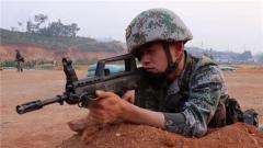 陸軍第75集團軍某合成旅:強化訓練 鍛造制勝尖兵
