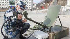 中部战区某旅指挥营强化部队机动作战能力