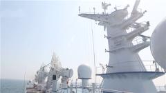 遠望6號船完成海上綜合校飛關鍵步驟