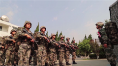 滇西高原:極限綜合演練 提升新兵適應戰場能力