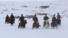 馬背上的巡邏隊