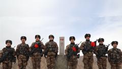 新疆軍區契恰爾邊防連:新戰士初次體驗邊關巡邏路