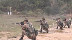 陸軍第73集團軍某合成旅:多課目連貫考核 錘煉合格狙擊手