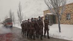 帕米爾高原迎來戍邊新戰士