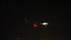海軍某轟炸機團:跨晝夜飛行訓練 錘煉部隊作戰能力