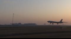 海軍航空兵某團多型轟炸機跨晝夜飛行