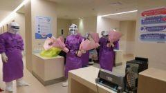 【直通疫情防控一线】军队支援湖北医疗队迎来首个病区患者清零